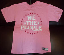 Jack Swagger We the People Rise Above Cancer WWE New Mens T-Shirt
