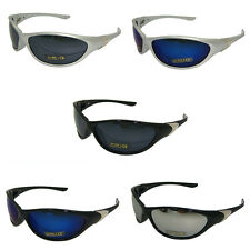 Mens Sports Wrap Around Sports Sunglasses For Cricket Fishing Etc