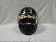 Harley Davidson Men's Modular Helmet with Retractable Sun Shield