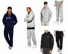 Nike Foundation New Mens Fleece Top Jogging Bottom TrackSuit Gift Present Suit