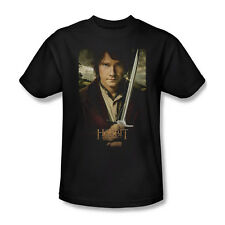 The Hobbit Lord Of The Rings Baggins Poster Movie Adult T-Shirt Tee