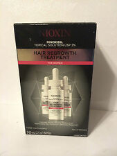 NIOXIN 2% MINOXIDIL HAIR REGROWTH TREATMENT FOR WOMEN 30 or 90 DAY - 2oz