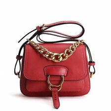 Stylish Leather Crossbody Handbags Women Outdoor Shoulder Messenger Satchel Bags