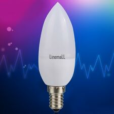 E14 5730 3W Candle Light LED Bulb Lamp Cool/Warm White AC 220V Energy Saving