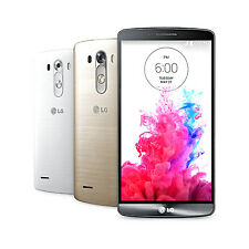 LG G3 (D855) 16GB 4G LTE 13.0MP Unlocked Android Smartphone - Black/White/Gold