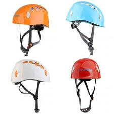 SAFETY Rock CLIMBING MOUNTAINEER ARBORIST RAPPEL KAYAK RESCUE PROTECTION HELMET