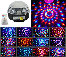 Projector DJ Disco Light MP3 Remote Stage Party Christmas Ball Laser Lighting