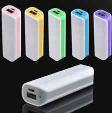 ONE 2600mAh USB Portable External Backup Battery Charger Power Bank for phone
