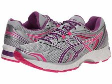 ASICS GEL EQUATION 8 SILVER PINK WOMENS D WIDE SHOES **FREE POST AUSTRALIA