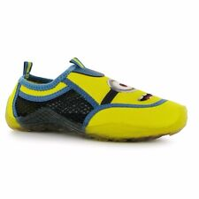 Minions Beach shoes Swimming shoes Size 20-34 Aqua shoes Water shoes NEW