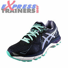 Asics Womens GT 2000 3 Premium Running Shoes Fitness Gym Trainers AUTHENTIC