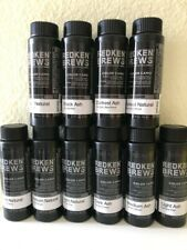 One bottle REDKEN FOR MEN 5 minute color camo custom gray protein and quinoa oil