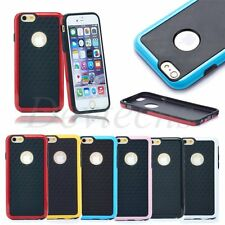 for Apple iPhone 6 6S 4.7'' Shockproof Bumper Soft Silicone Back Skin Case Cover