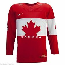 Team Canada 2014 Olympic Home Jersey