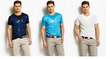 New Armani Exchange A|X Mens Slim/Muscle Fit Eagle Wingspan Tee Shirt