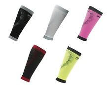 Zoot Sports Ultra 2.0 CRX Compression Calf Sleeve sz 2/3/4/5 Pink/Yellow/Black