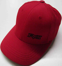FOX RACING LIGHT THE FLAME RED FLEXFIT HAT CAP BRAND NEW