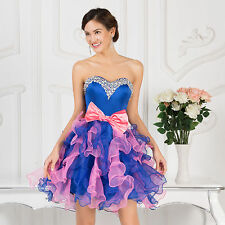 GK Mini Organza Cocktail Dress Homecoming Dress Short Prom Party Ball Gown Dress