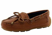 Vince Camuto Beacon-K Boys Beacon Fashion  Slip-On Loafers Boat Shoes Sz: 1