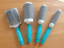 SET 4 MOROCCANOIL HAIR BRUSH CERAMIC IONIC THERMAL ROUND 25, 35, 45, 55, PADDLE