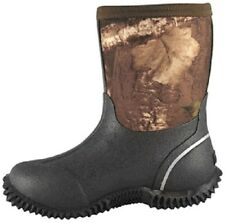 NEW! Smoky Mountain Boots - TODDLER - CAMO Amphibian - Rubber - Neoprene 8""
