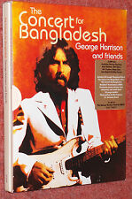 Concert For Bangladesh (DVD, 2005, 2-Disc Set) George Harrison - With Booklet