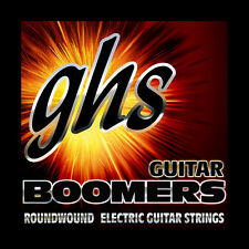 GHS Guitar Boomers Roundwound Electric Guitar Strings Set CHOOSE GAUGE 8 9 10 11