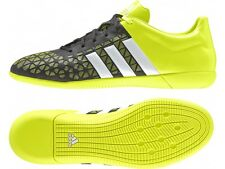 MENS ADIDAS ACE 15.3 INDOOR MEN'S FOOTBALL TRAINERS SHOES FUTSAL SOCCER TRAINING