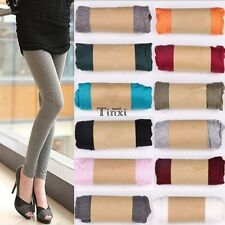 NEW Fashion Women's Sexy Stretchy Skinny Cotton High Waist Leggings TXWD