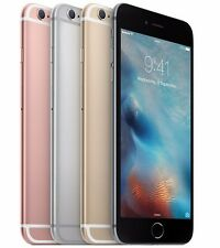 Apple iPhone 6s Plus 16GB 32GB 64GB 128G AT&T 4G LTE Smartphone Gold Gray Rose