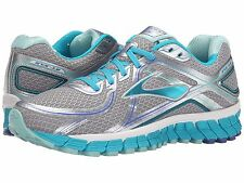 BROOKS ADRENALINE GTS16 SILVER BLUEBIRD 2016 WOMENS RUNNING SHOES  **ALL SIZES