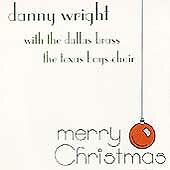 Merry Christmas by Danny Wright (CD, Oct-1994, Moulin D'Or Recordings)