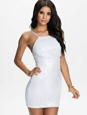 Ladies Sexy Bodycon Dress Party Cocktail Fashion Dresses Size 10 12