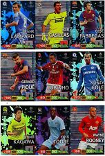 Panini Adrenalyn XL Champions League 2011/2012 Limited Editions & Top Masters