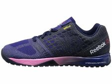 REEBOK CROSSFIT NANO 5.0 NAVY PINK WOMENS RUNNING SHOES **FREE POST AUST
