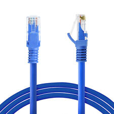 6FT-100FT Cat6 Patch Cord Cable 500mhz Ethernet Internet Network LAN RJ45 UTP US