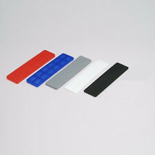 32mm Plastic Glazing Packers 2mm-6mm MIXED BAGS x 100