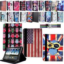 """New Universal Folio Leather Case Cover For Android Tablet PC 7"""" 8"""" 9"""" 9.7"""" 10.1"""""""