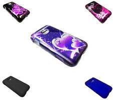 Hard Snap On Phone Cover Case for For LG Optimus Net L45C