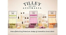 Tilley Soaps-Vegetable Australian Product Flat $13 Postage No Minimum Order