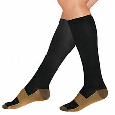 MIRACLE COPPER ANTI-FATIGUE THERAPEUTIC SOCKS AS SEEN ON TV COMPRESSION UNISEX