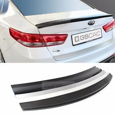 Rear Trunk Spoiler Lip Trim Garnish Glossy Painted 6Color for KIA 2016 Optima K5