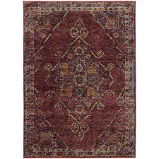 RUGS AREA RUGS CARPET AREA RUG FLOOR DECOR TRADITIONAL MEDALLION RUGS NEW