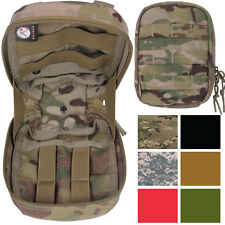 MOLLE Tactical Trauma & First Aid Kit Medical Supply Pouch