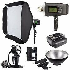 Godox AD600BM 600W Flash Light + X Trigger + Bowens Softbox For Canon Nikon Sony
