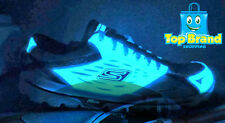 MENS SHOES RUNNING SKECHERS GLOW IN THE DARK NITE OWL FREE POST AUST