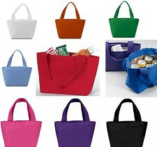 School Lunch Bag Insulated Back to School lunch bag Unisex Girls or Boys