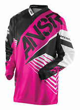 Answer Racing 2016 Youth Syncron Jersey - Pink/Black
