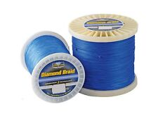 Momoi Diamond Hollow Braid 5000 Yds Fishing Line-Blue-Pick Line Class Free Ship