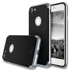 Hybrid Soft Rubber Bumper Hard Case Cover Protector For Apple iPhone 6 6S Plus